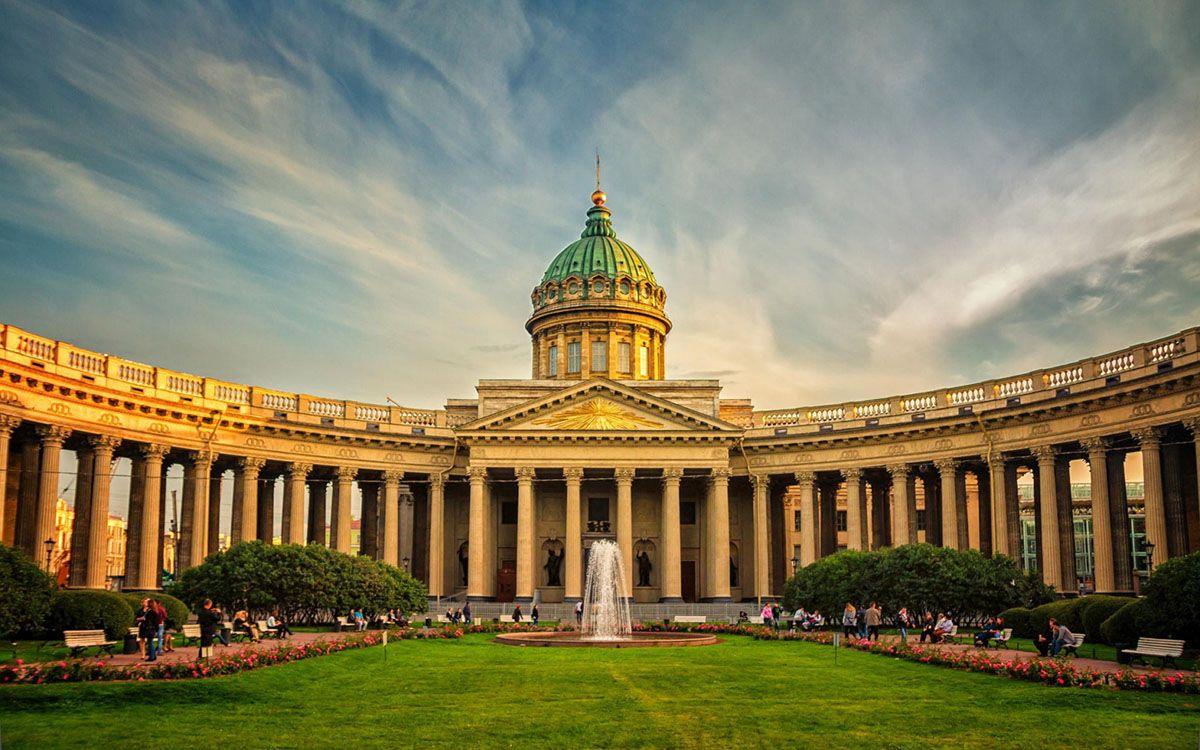Экскурсии в Санкт-Петербург из Мозыря